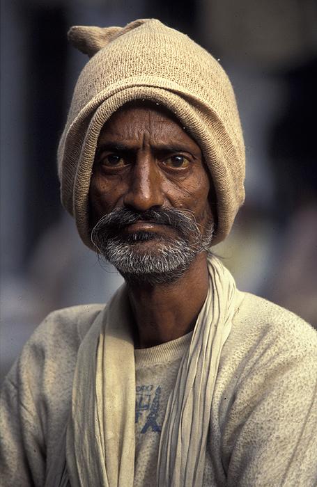 intialainen mies